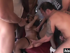Beverly hills group sex