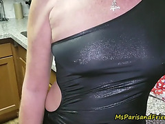 Ms paris and her taboo tales &#34mommy&#39s birthday&#34