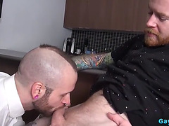 Shaggy homosexual anal and