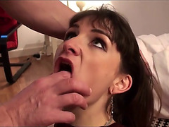 Fucking hot intimate secretary at the hotel