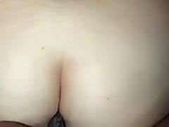 Snowbunny anal adventure