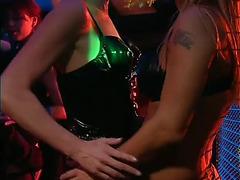 Group sex krystal de boor classic