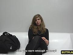 Hawt pornstar casting and