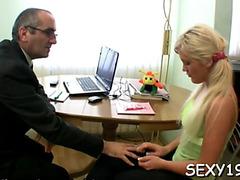 Oral-Stimulation for aged teacher