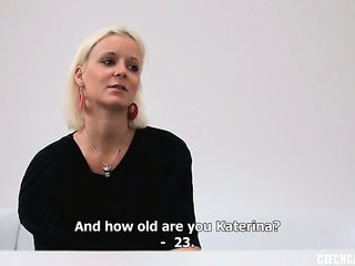 Porno Video of Czech Casting - Katerina (0680)