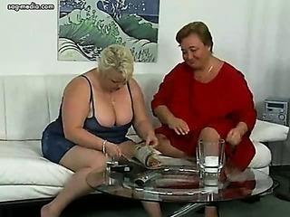Porno Video of German Bbw