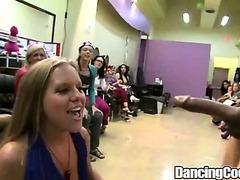 Dancingcock Milfs Get Semen