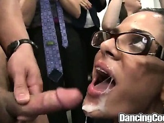 Porno Video of Dancingcock Pretty Milfs Orgy