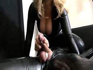 Porno Video of Rubber Smothering