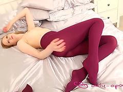 Charlotte v menacing(tights hose)