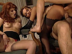 Group sex with madalina ray &amp eva falk