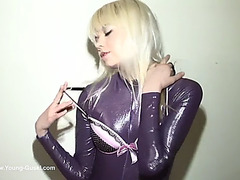 Youthful gusel catsuit