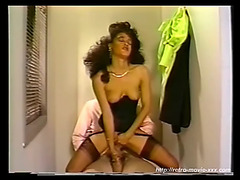 Nina deponca fearsome(call beauties in act)menacing fearsome(1989)