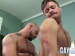 2 homo allies fucking at the doctor indeed hard