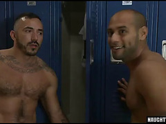 Muscle homosexual anal sex and