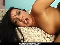 Momswithboys sexy mother i'd like to fuck julie night anal