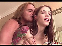 Legal Age Teenager wife anna de ville cheats on spouse multiple orgasms