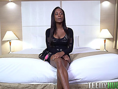 Sarai minx try-out goes wrong