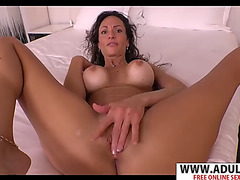 Lascivious mamma kristy engulf wonderful youthful step son