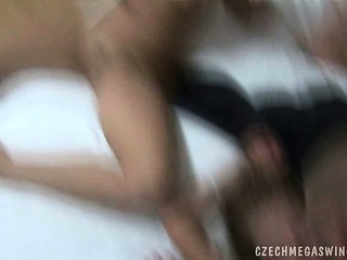Porno Video of Amazing Amateur Orgy At Czech Swingers Party