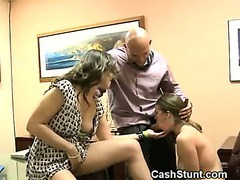 Amateur Sucks Dick For Cash At Casting Call