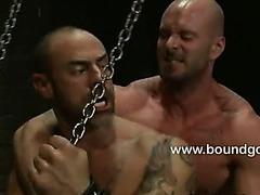 Mitch Vaughn wants to fuck his captor