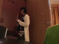 Japonesa paga habitacin