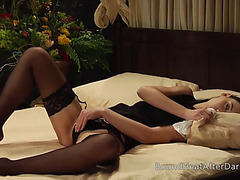 The maid&#039s honor:fearsome maid bent over and prepared for submission