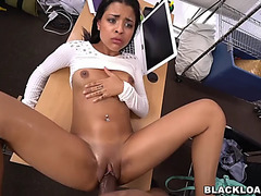 Latin Chick drilled in interview by bbc