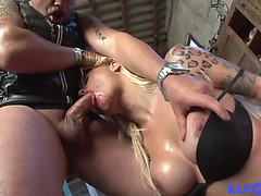 Ayesa spanish sex bombshell wishes to receive her a-hole drilled