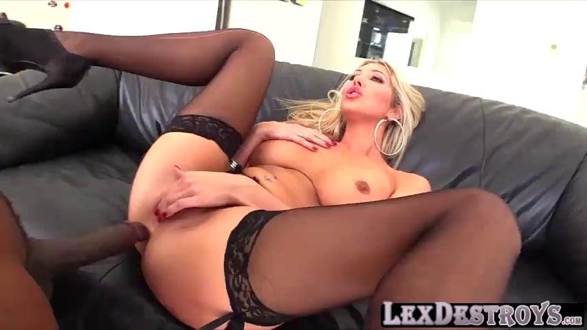 Latina Anal Interracial Ass