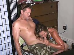 Bikini oral-sex