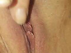 My wife creams herself