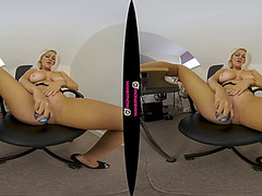 Joi vr no toys in office