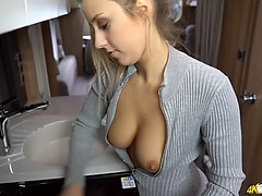 Louise downblouse