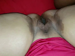Dacaptainandmimosa in a christmas fuck and cum blast