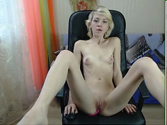 Sexy disrobe