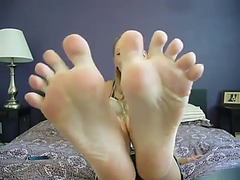 Princess rene hawt legal age teenager feet show