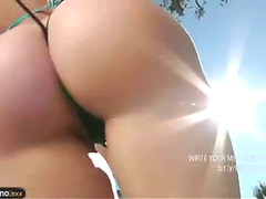 Anal with outstanding cutie