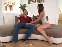 Delicia dando o cu