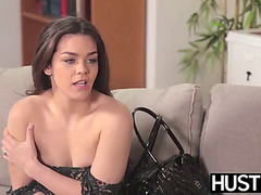 Youthful playgirl kimber woods drilled hard during the time that expecting tv repair