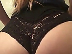 Princess pawg buttplug masturbation
