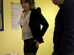 Secretary fucking