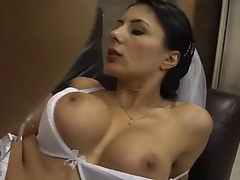Bride and old stud