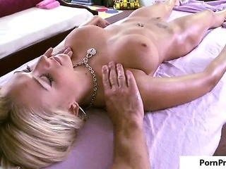 Porno Video of Pornpn Sweet Oily Tits Massage