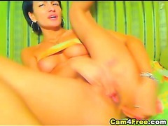 Twitching Wet Pussy HD