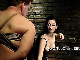 Porn Tube of Mistress January Seraph And Her Pet Zak Tyler