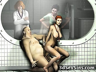 Sex Movie of Demons Fuck 3d Princesses!