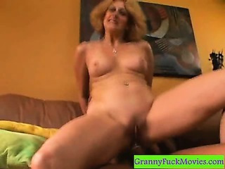 Porn Tube of Granny Still Has Some Nice Firm Breasts