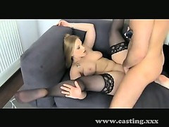 Casting - Going against her parents wishes
